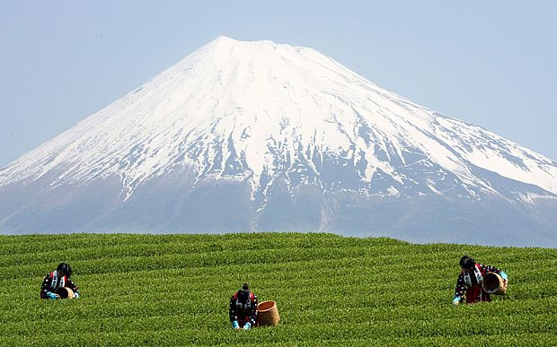 Could Mount Fuji be the next Japanese volcano to erupt?