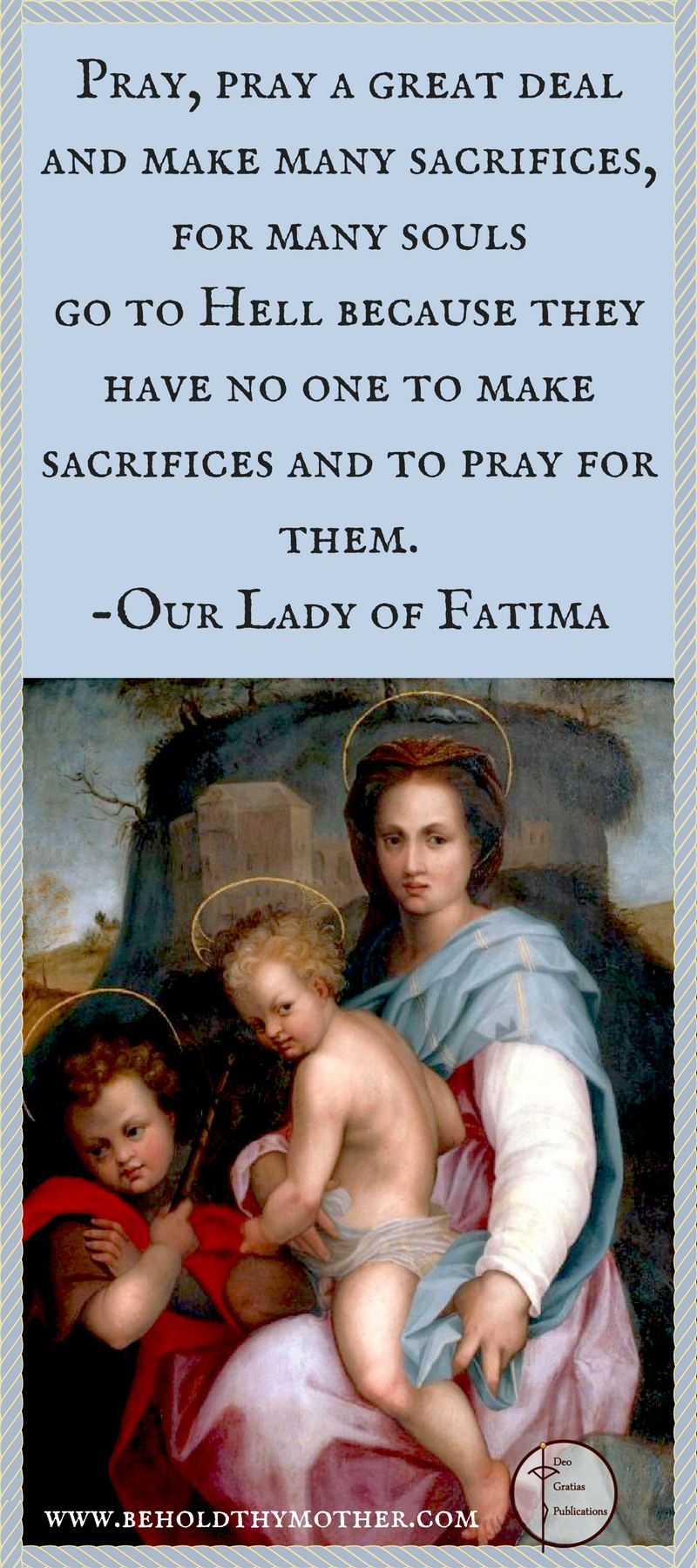 """""""Behold Thy Mother"""", a Scriptural Rosary book, is steeped in beauty and  tradition with sacred art, meditations by Church fathers, popes, saints and  esteemed ..."""