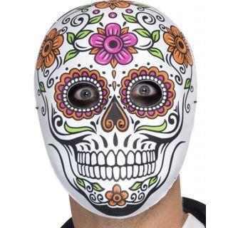 masque t te de mort mexicaine masques halloween en 2019 day of the dead mask halloween et. Black Bedroom Furniture Sets. Home Design Ideas