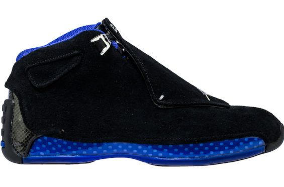 361801436bc Are You Waiting For The Air Jordan 18 Black Sport Royal (2018 | Dr ...