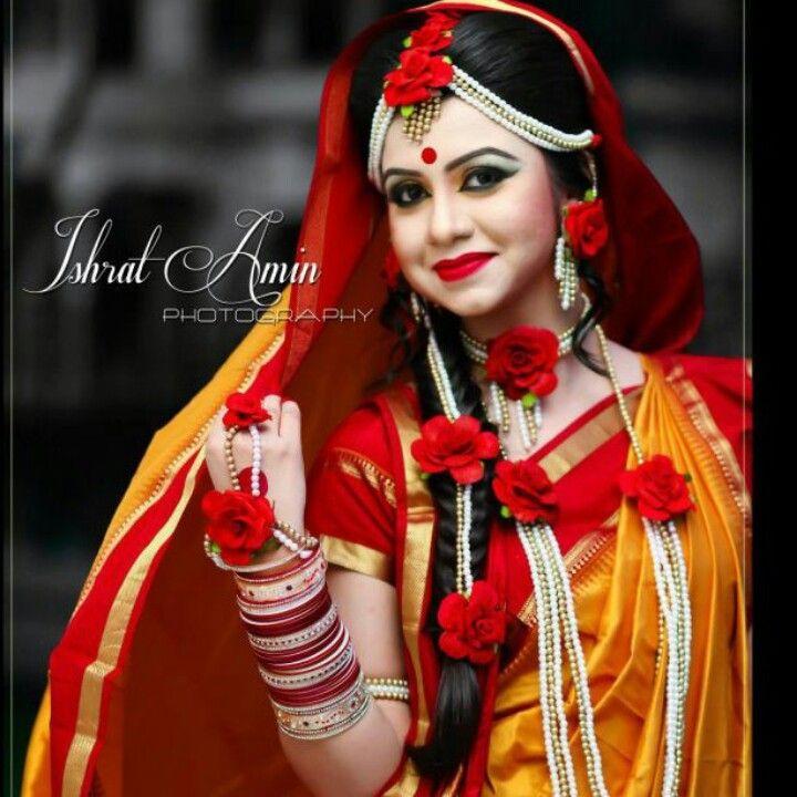 Holud Bangladesh Here Comes The Holud Bengali Bride