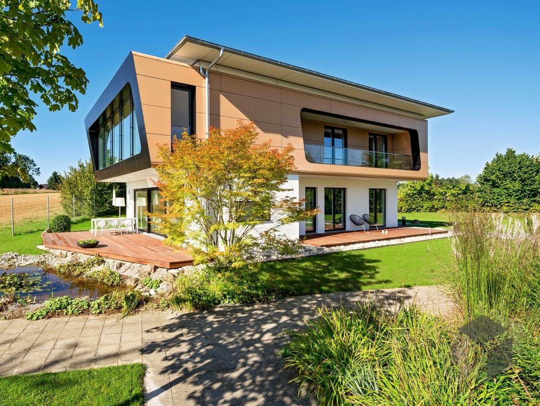Das Bauhaus Ambienti+ von Regnauer Hausbau Wohnfläche