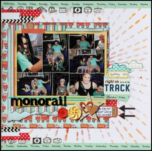 SCOOT from Echo Park by Wendy Smith - Scrapbooking by ...