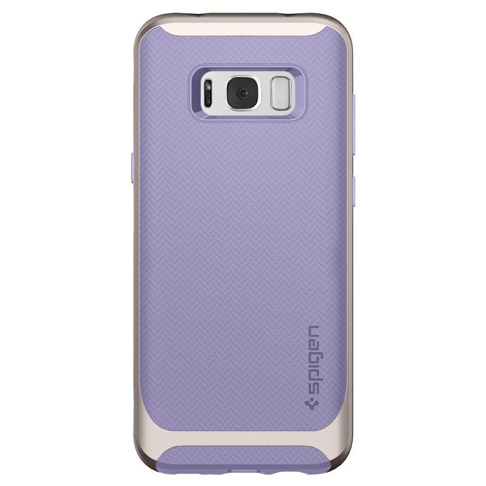 separation shoes 0a5b3 bca7a Spigen Neo Hybrid Armor Case for Galaxy S8 Plus - Purple | eBay ...