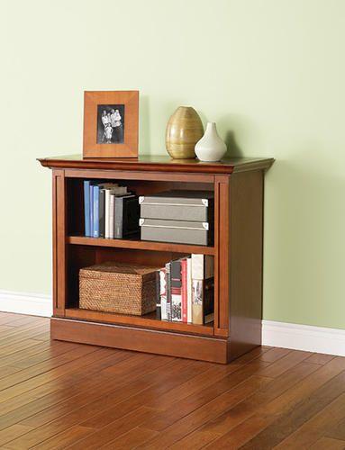 Lancaster Low Profile Shelf Plus Base Bookcase At Menards Bookcase Shelves Home