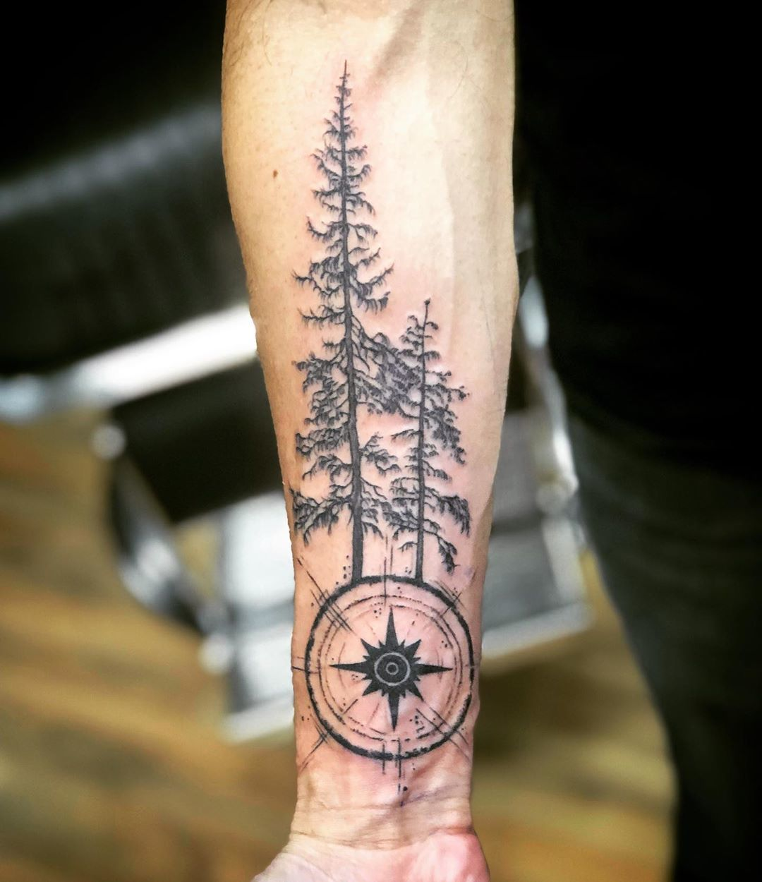 101 Amazing Pine Tree Tattoo Ideas Will Love! Outsons