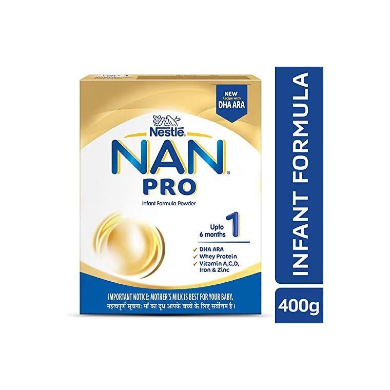 Nestle best formula milk for newborn baby india mother