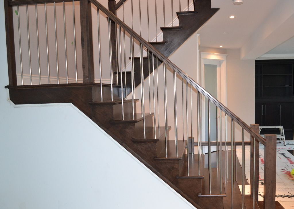 Image Result For Stainless Steel Spindles Staircase Diy