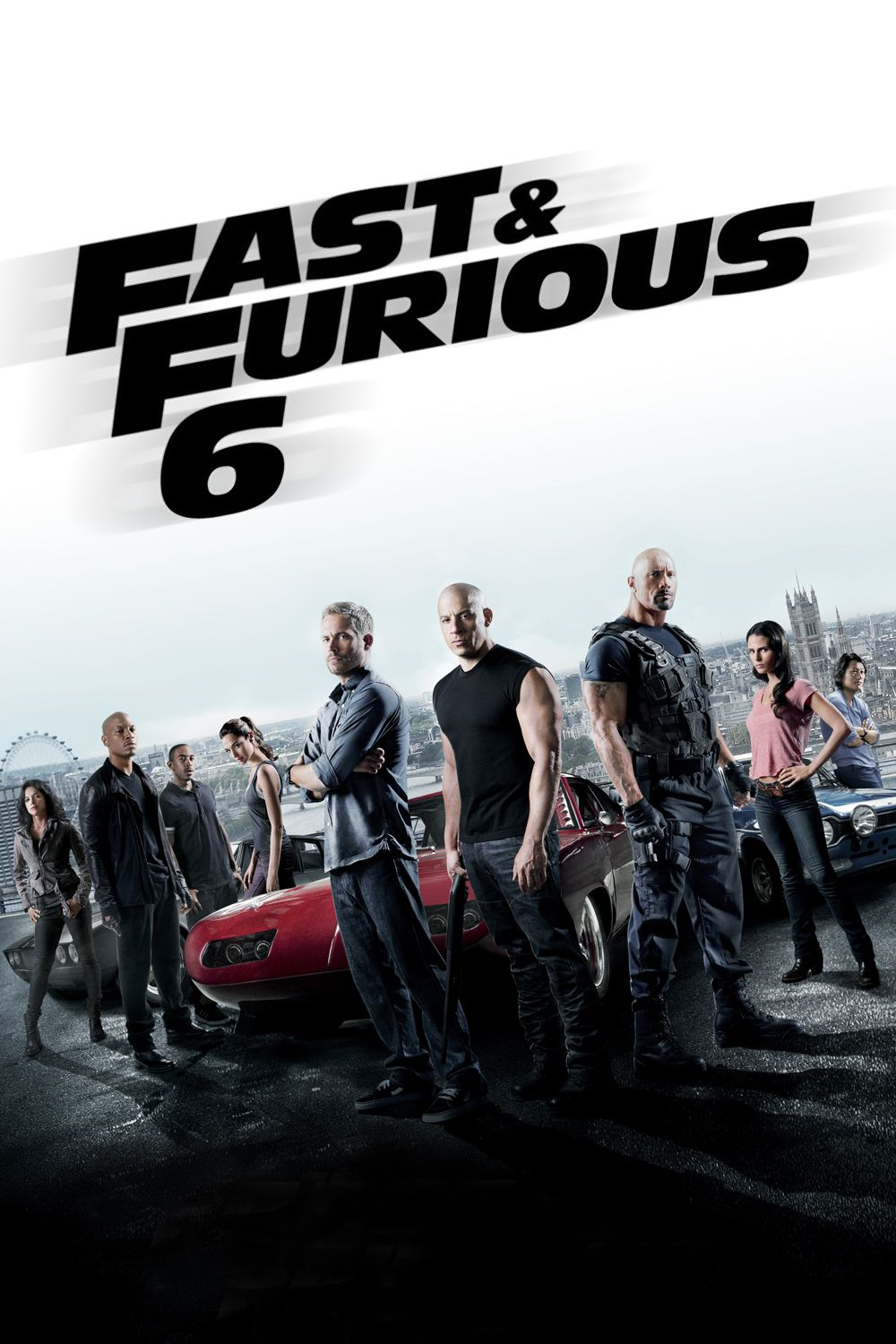 Fast and Furious - Movie Cover Artwork - Cover Whiz | Fast ...