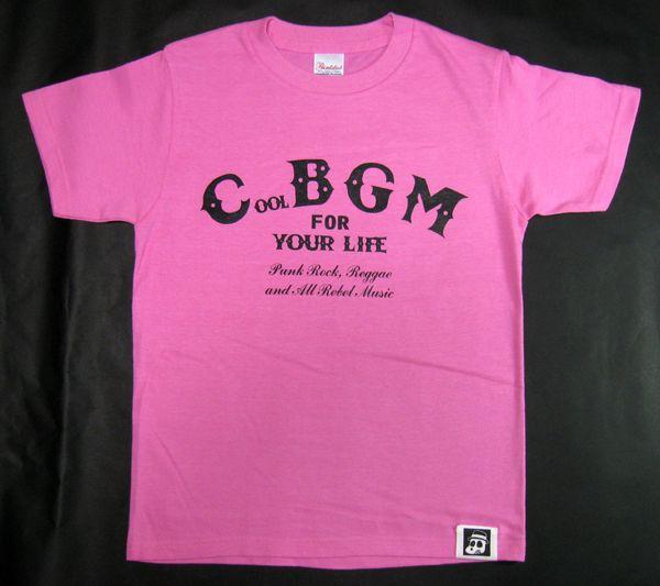 """""""Cool BGM"""" Pink   http://rudebabies.net/?pid=44942874"""