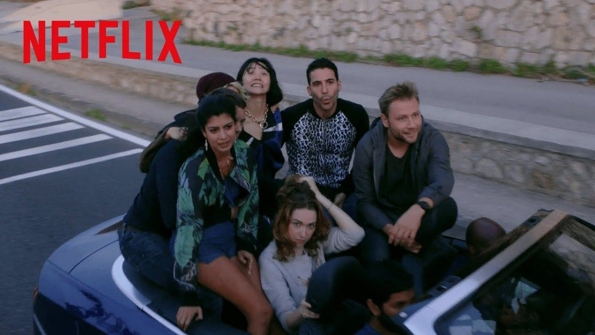 Pin by Parker Addams on {TV Shows - Sense8} | Netflix