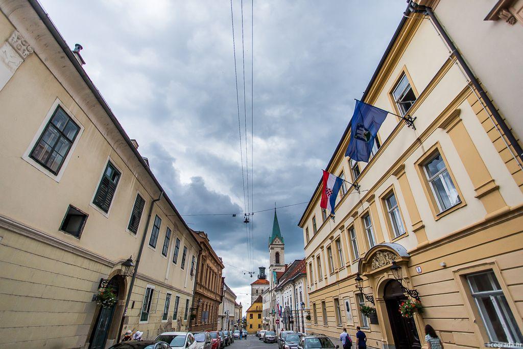 Pin On Just Zagreb Lice Grada