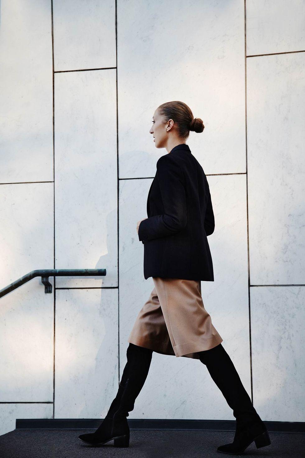 Kolme tapaa pukea: culottes-housut | Lily.fi