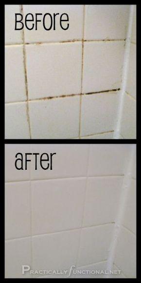 16 Ways To Deep Clean Your Bathroom And Keep It Cleaningbathroommold