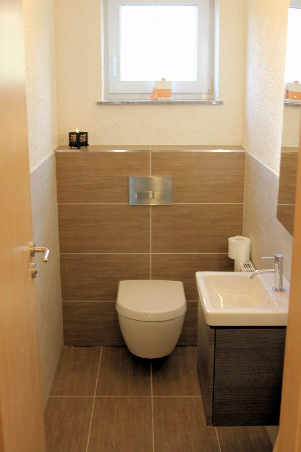 gaeste wc g ste wc pinterest g ste wc gast und badezimmer. Black Bedroom Furniture Sets. Home Design Ideas