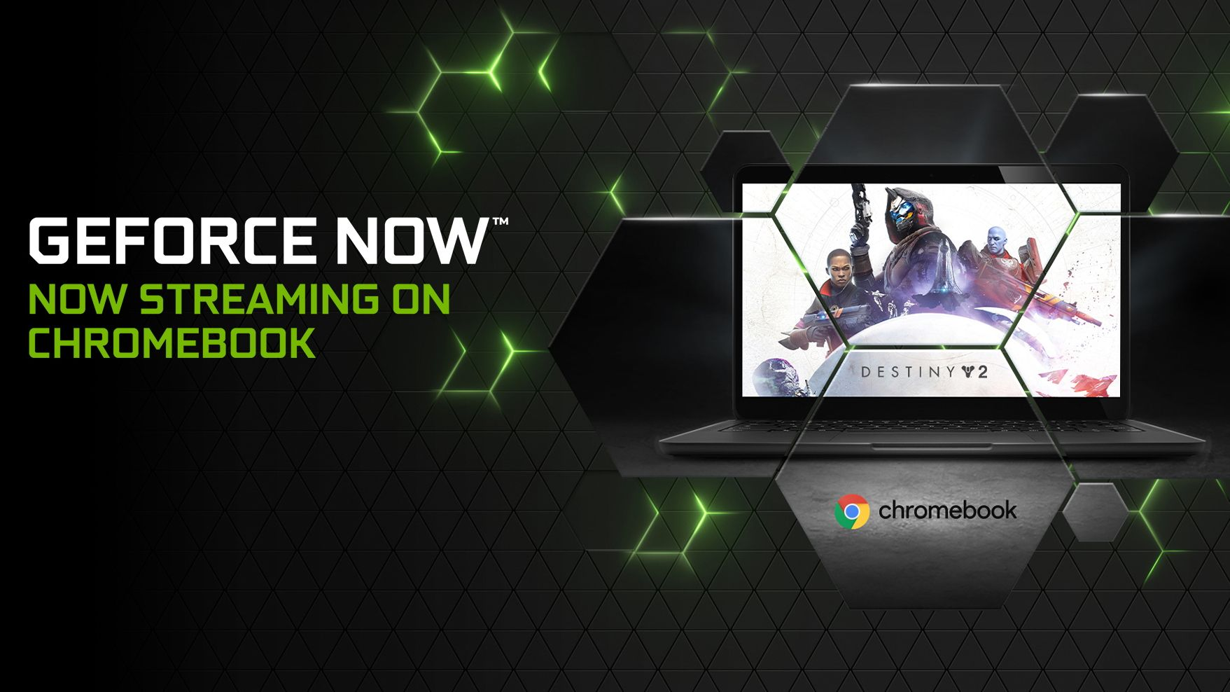 Chromebooks Get Three Free Months Of Nvidia Geforce Now Just In Time For Cyperpunk 2077 In 2020 Steam Video Games Now Games Nvidia