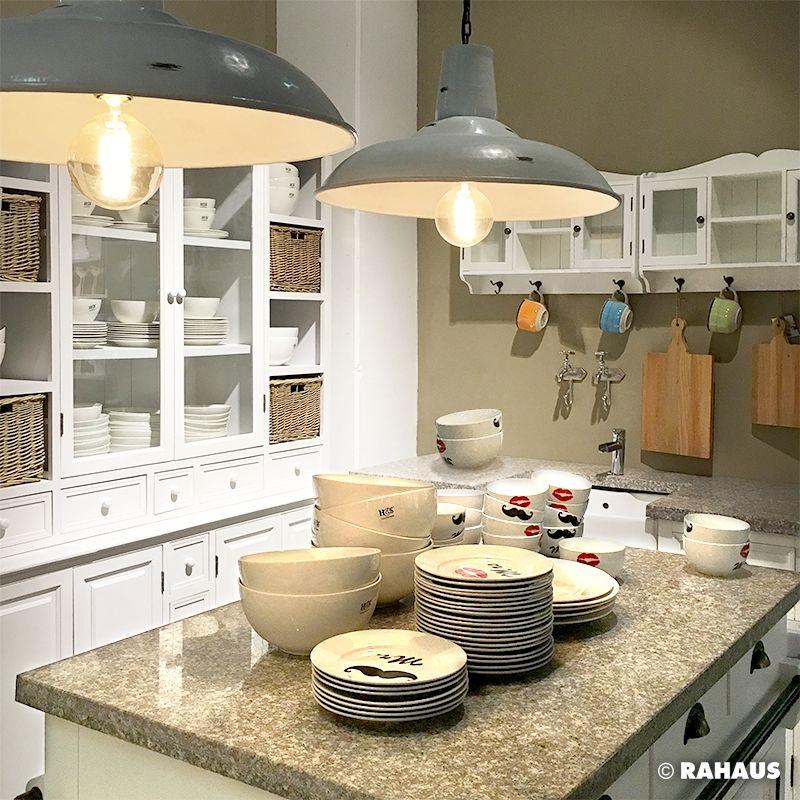 Landhaus in Extase #Küche #kochen #kitchen #Landhaus #Kücheninsel ... | {Kücheninsel landhausstil 94}