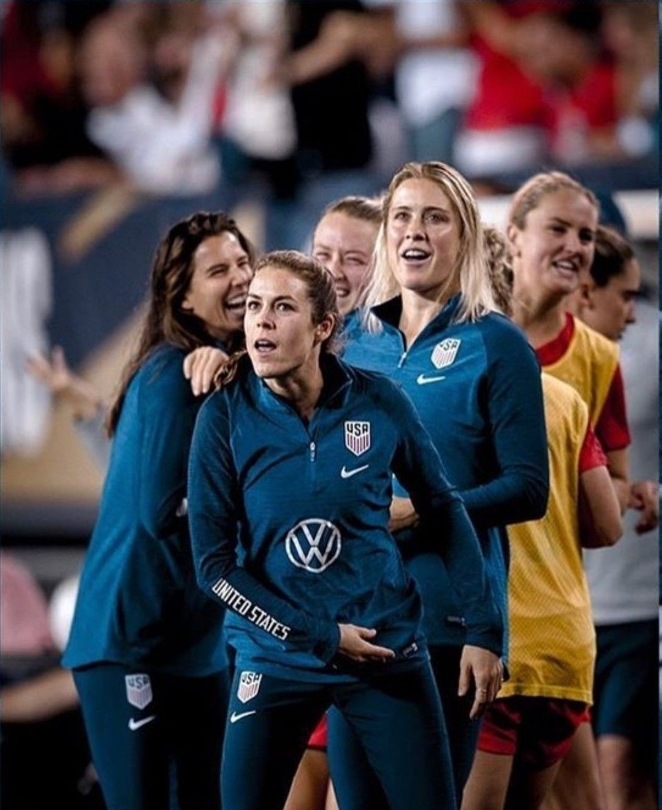 Pin By Lynette Rivera On Uswnt In 2020 Usa Soccer Women Us Women S National Soccer Team Women S Soccer Team