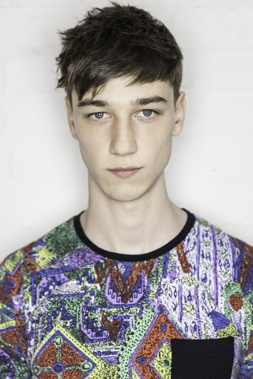 Harvey James - Model