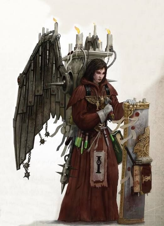 Image result for acolyte fantasyy art