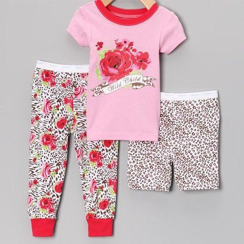 بجامة بنات بنات ماركات ملابس اطفال متجر باتز بجامات فاشن ازياء وردي ماركات موضة اطفال ملابس اطفال ب Baby Girl Clothes Girls Pajamas Girl Outfits
