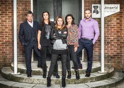 Coronation Street Blog: Pic: Meet the new Connor clan on Coronation Street...