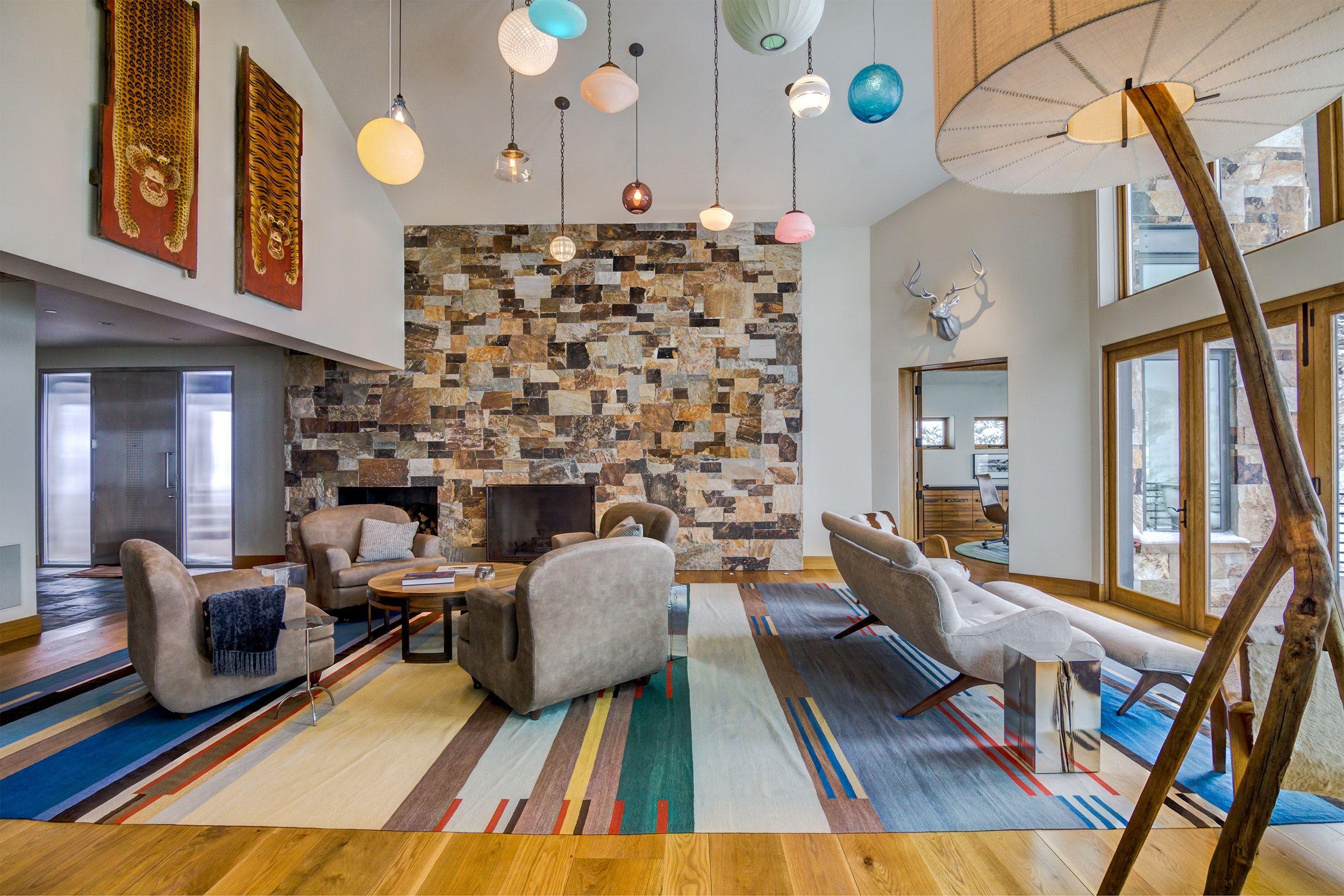Park City, Utah Living Room | Interior, Interior ...