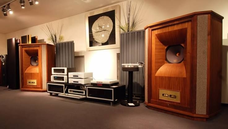 TANNOY Westminster Royal setup | Audio room, Audiophile listening room,  Floor standing speakers