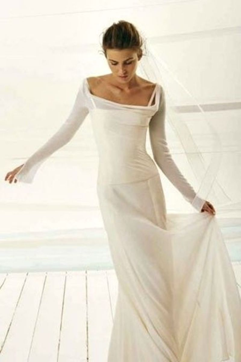 Famousipod Berbagi Informasi Tentang Pertanian Wedding Dress Long Sleeve Wedding Dresses Second Marriage Dress