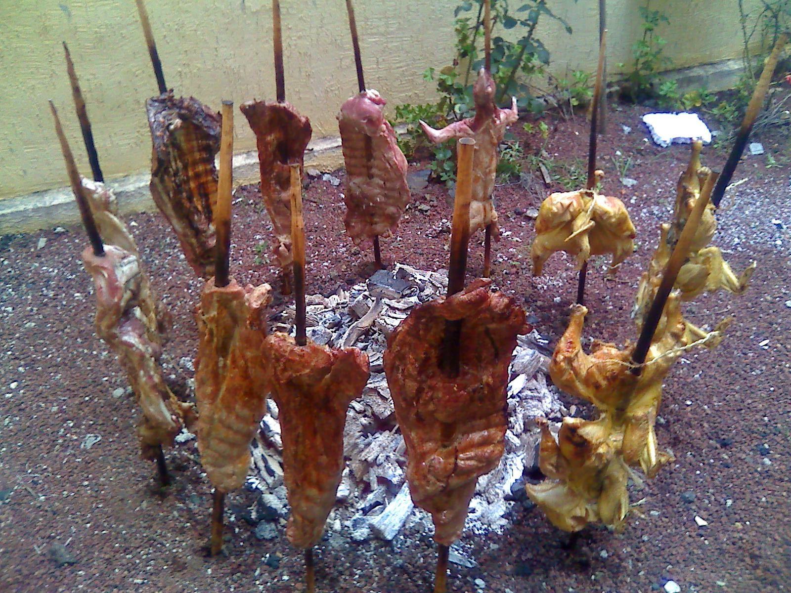 como hacer carne en varas - Buscar con Google