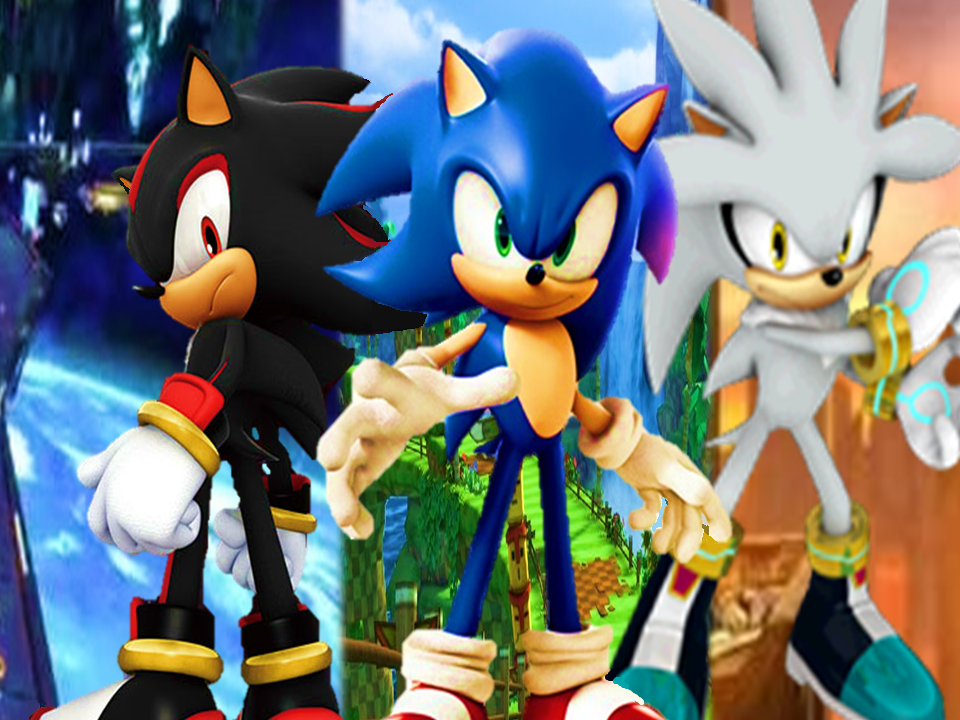 Characters Images Silver Pigstruction: Sonic The Hedgehog Deviantart