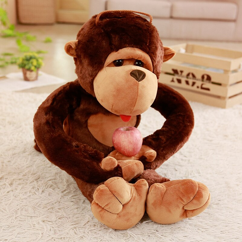 Stuffed Animal Cushion Monkey Turtles Plush Toy in 2020