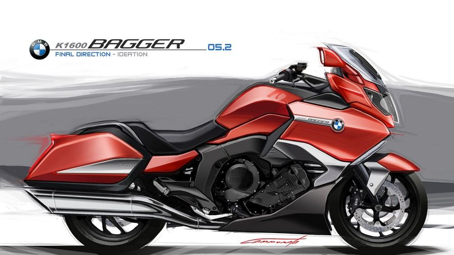 Bmw K1600b Bagger Motor1 Com Photos In 2020 Motorcycle Design 2017 Bmw Bmw