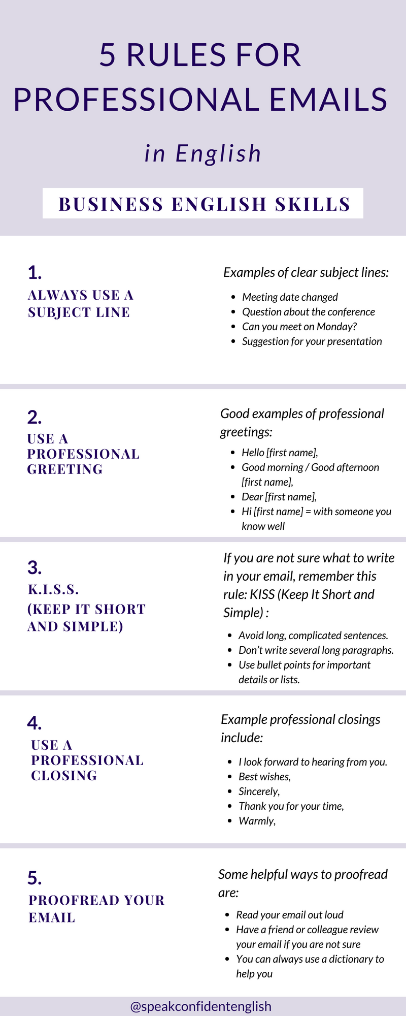 7 rules for professional emails in english pinterest english professional english and emails in english simple steps for impressive emails in english and to m4hsunfo