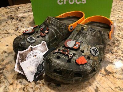 Ebay Sponsored New Luke Combs Classic X Crocs Camo With Jibbitz Size 10m Nib Crocs Camo Fashion