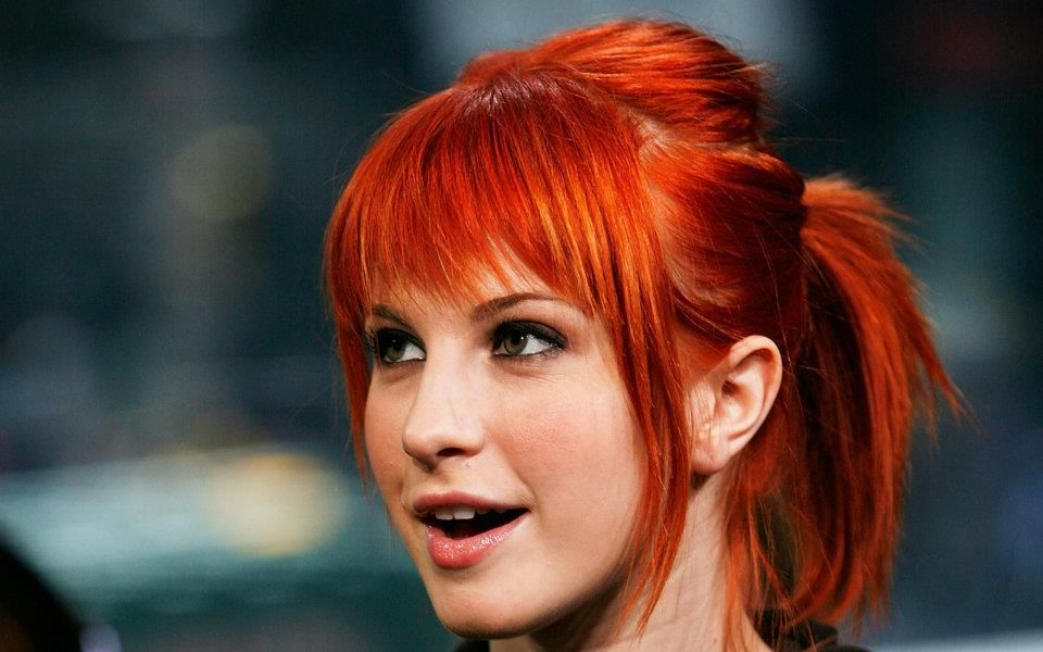Love The Bangs Redheads Pinterest Bangs Engine And Love The