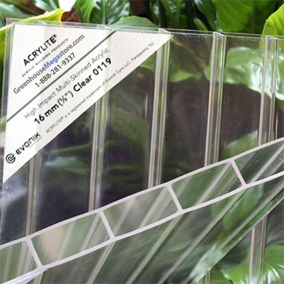 Acrylite Acrylic Panel 16mm Clear Acrylic Panels Polycarbonate Panels Plastic Sheets