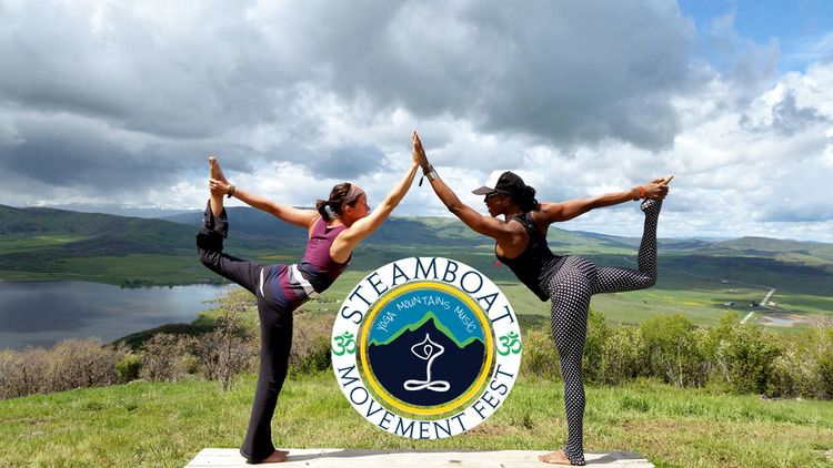 Bella Vista Estates, Steamboat Springs CO - Cannabis Friendly Weed Wedding -  Yoga on Loveandmarij.com