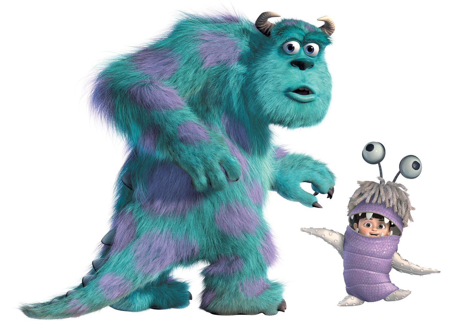 Uncategorized Sulley Mike And Boo pin by vita on animation for illustration pinterest roommates monsters giant sully and boo peel stick wall decals