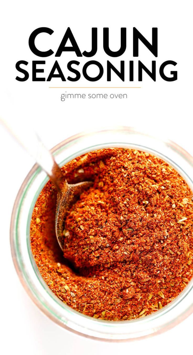 Cajun Seasoning | Gimme Some Oven
