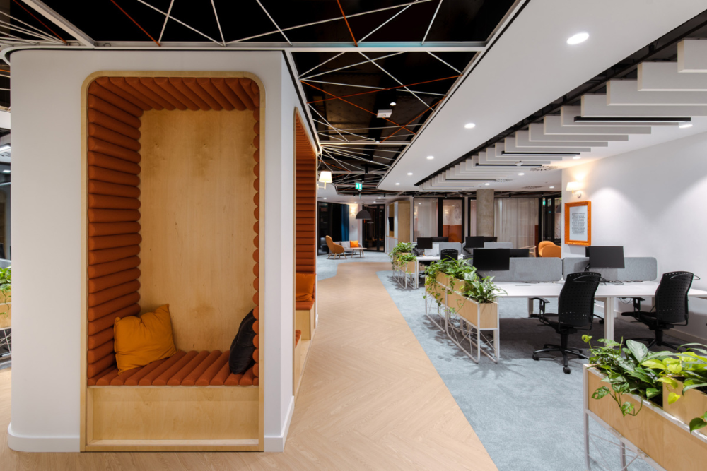 Ing Tech Offices Warsaw Office Snapshots In 2020 Interior