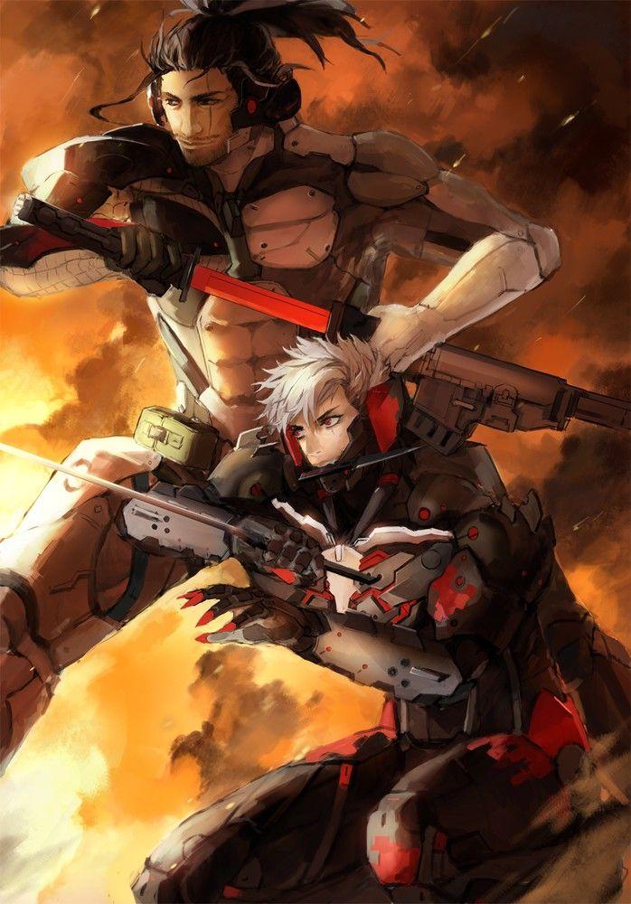 Metal Gear Rising Revengeance Limiicirculate Rraiden Samuel