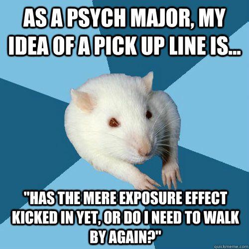 """Psychology Major Rat"" | quickmeme »"