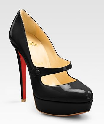 louboutin sale mary jane