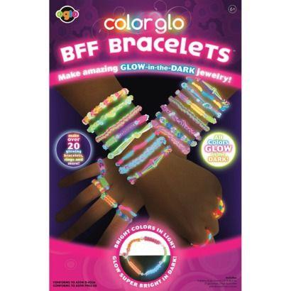 Oglo Color Glo Bff Bracelets 30 Pc Kate Bff Bracelets