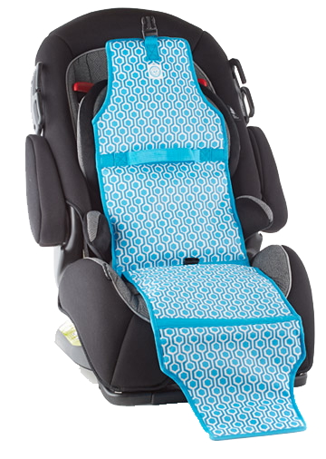 a car seat cooler that keeps car seat cool while in the sun to keep kids from getting burned. Black Bedroom Furniture Sets. Home Design Ideas