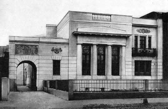 Bolshaya Sadovaya