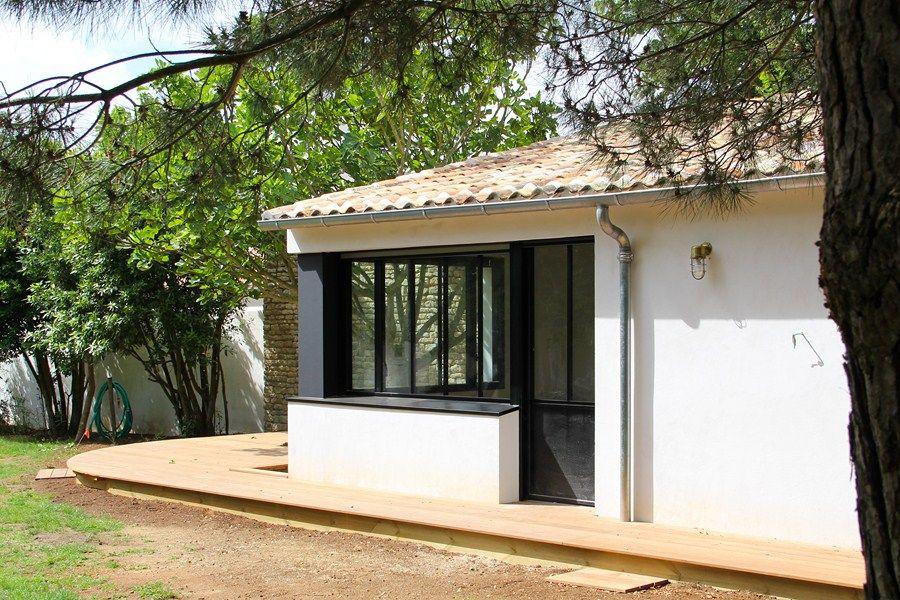 Construction maison les portes en r ile de r ile de r maison n pinterest - Vente maison les portes en re ...