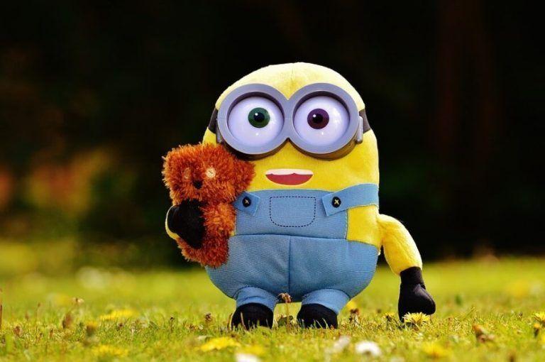 910+ Gambar Minion Keren Dan Lucu Gratis Terbaik