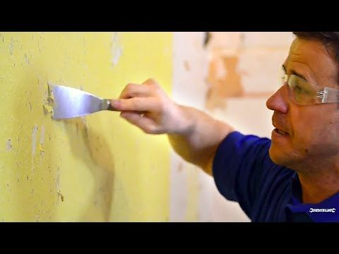 How to Quickly & Easily Remove Wallpaper the Right Way- Fix it Chick NY - YouTube